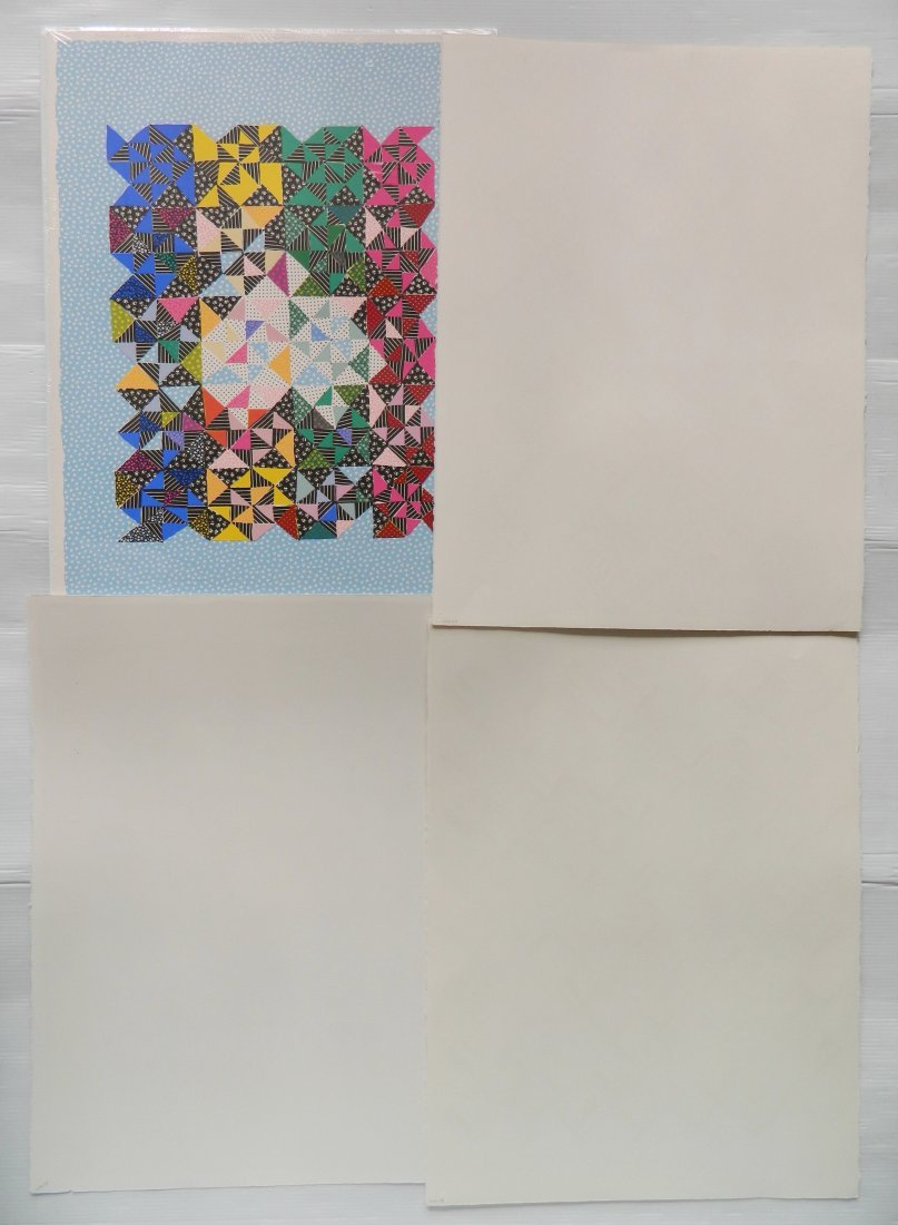 Barbara Kohl 4 lithographs - 2