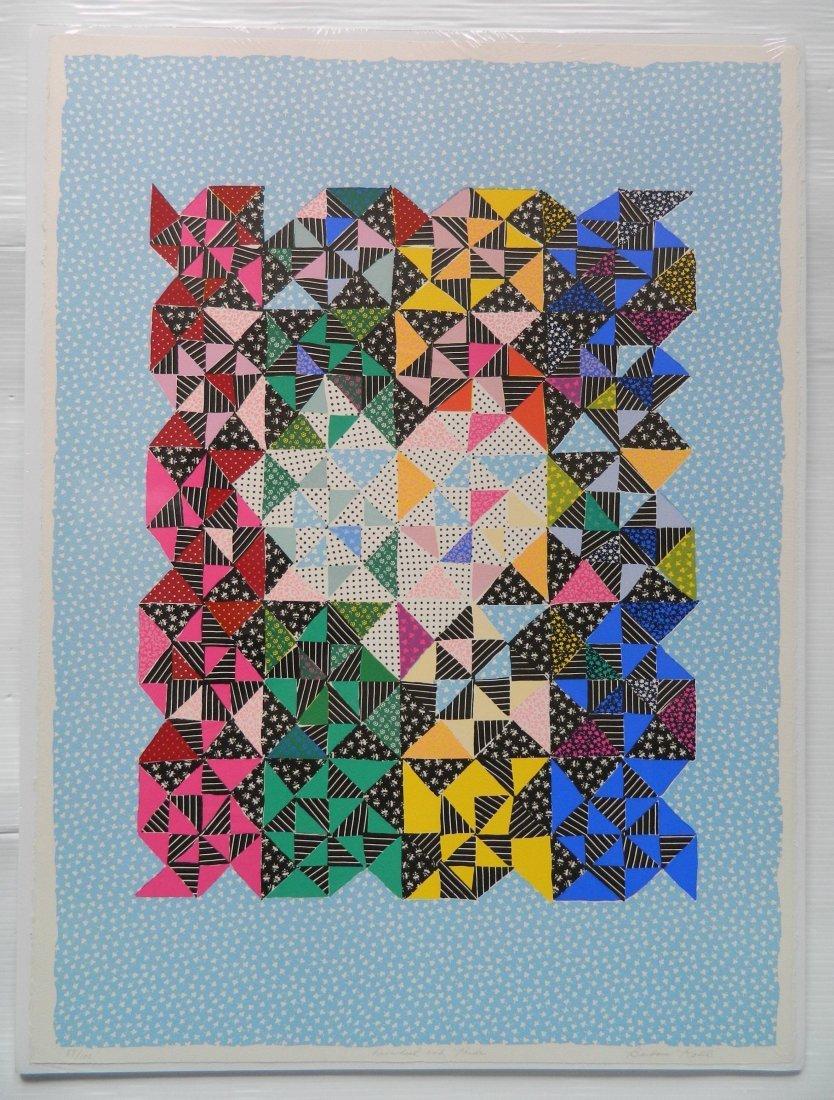 Barbara Kohl 4 lithographs - 3