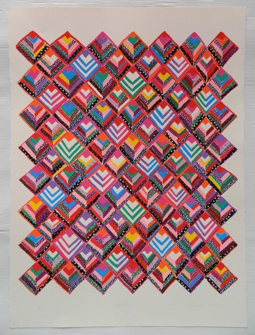 Barbara Kohl 4 lithographs - 6