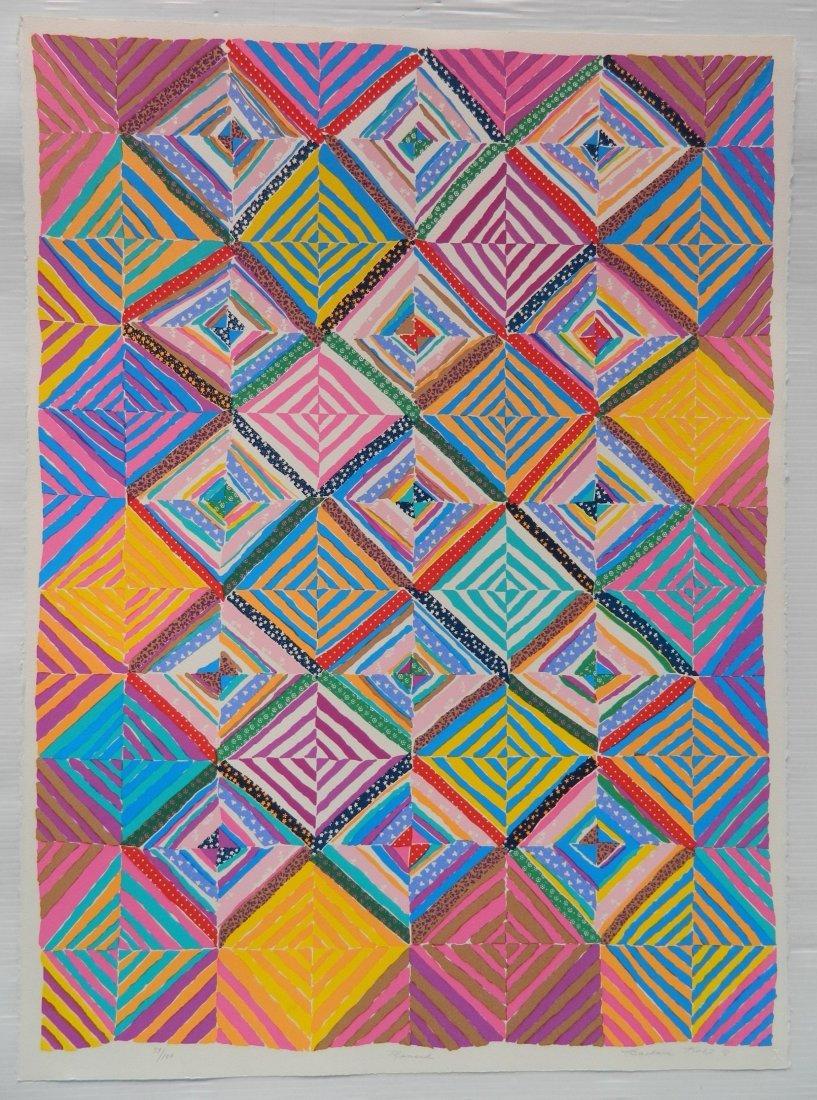 Barbara Kohl 4 lithographs - 7