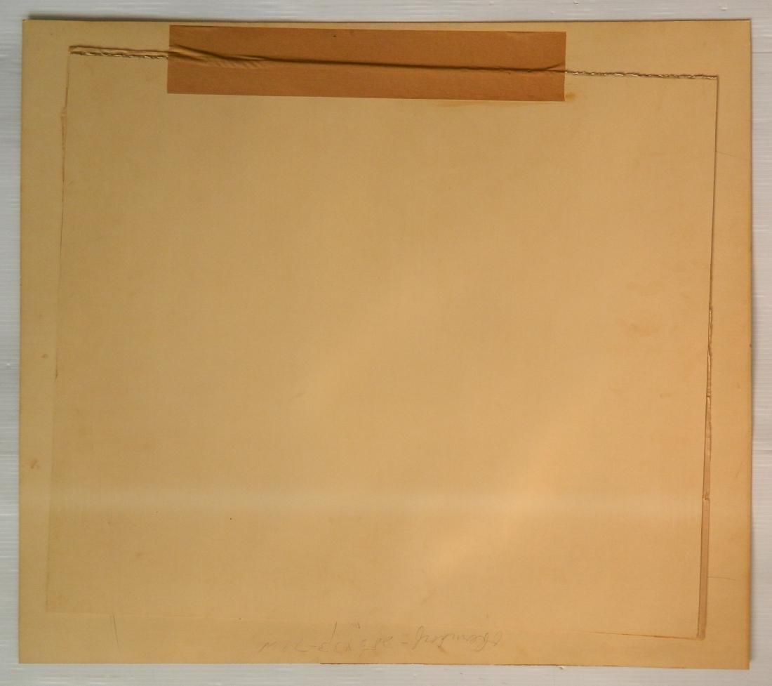 Peter Mosk woodcut - 4