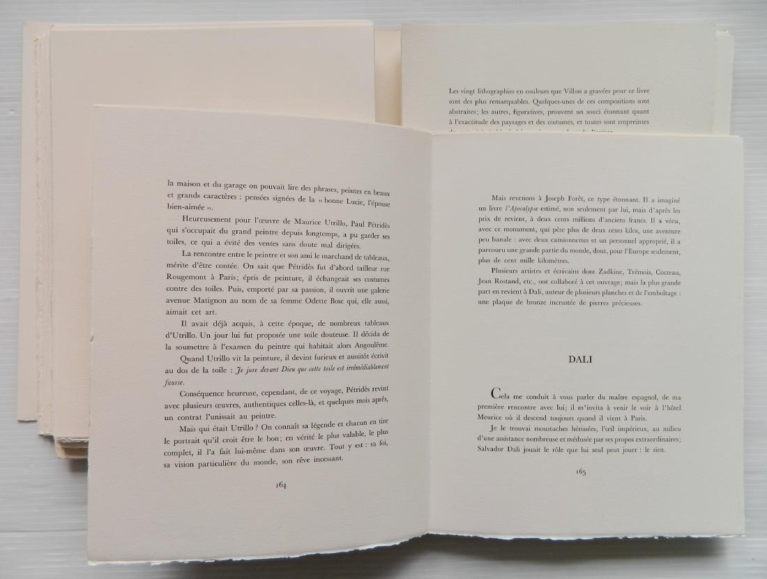 Fernand Mourlot portfolio - 4