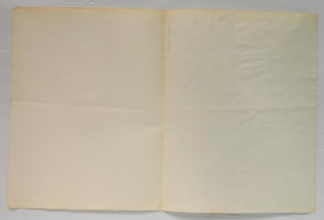 Joseph B. O'Sickey watercolor and graphite - 4