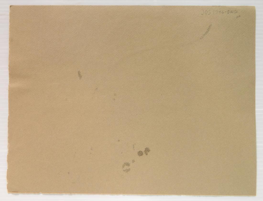 Joseph B. O'Sickey watercolor - 4
