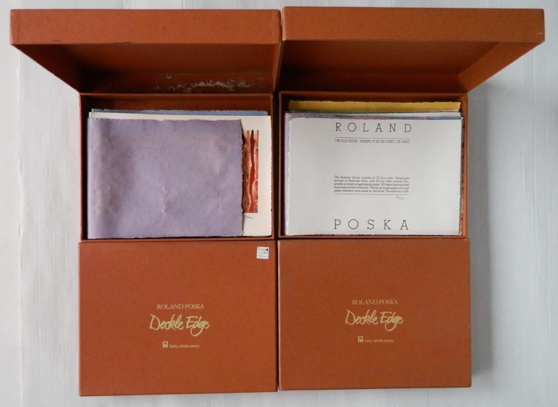 Roland Poska portfolios - 2