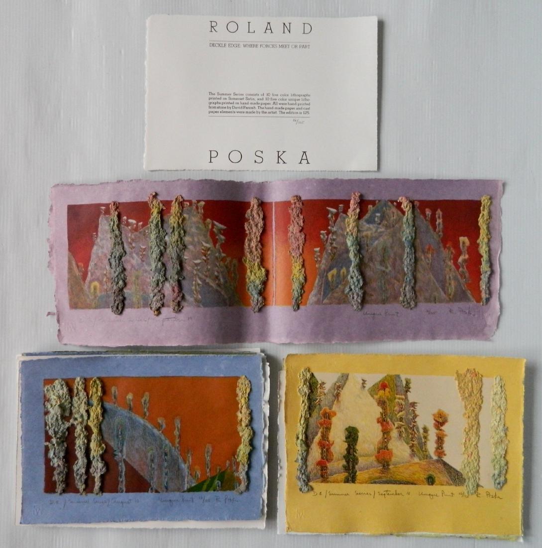 Roland Poska portfolios - 3