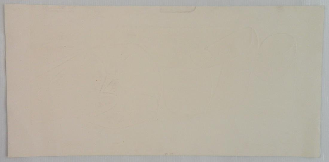 Clare Romano etching - 4