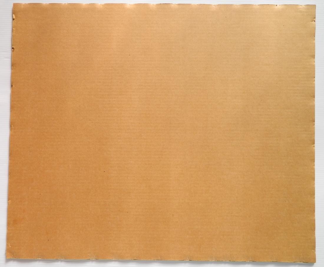 Phyllis Sloane linocut - 4