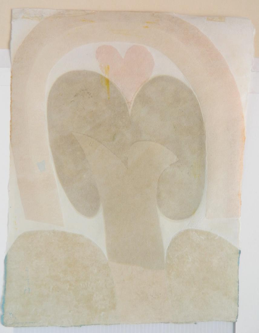 Carol Summers woodcut - 4