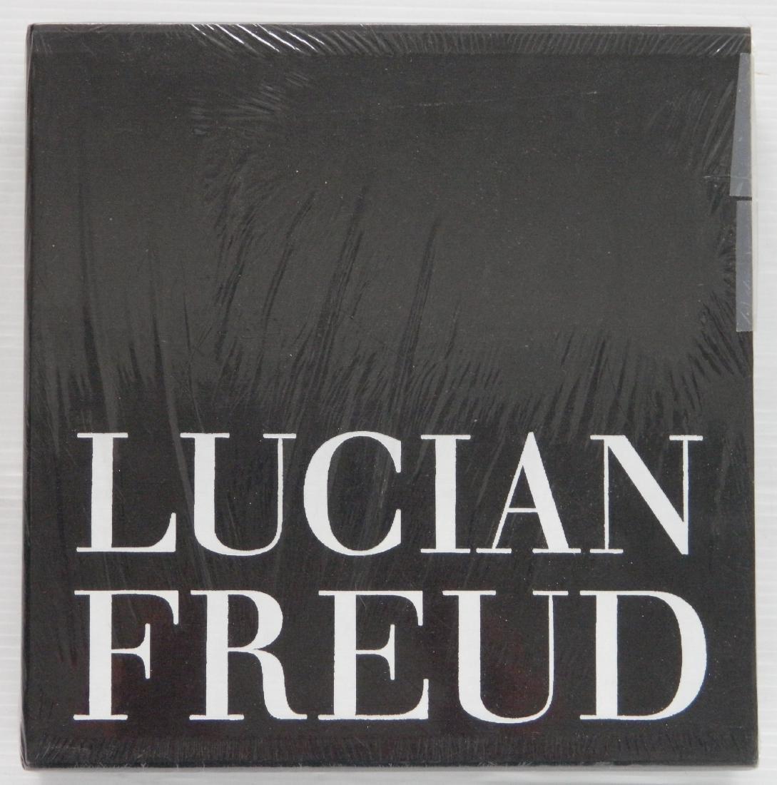 Freud, Bernard and Birdsall- Lucian Freud