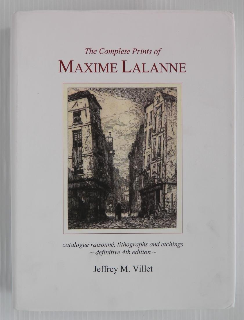Villet - Maxime Lalanne catalogue raisonne
