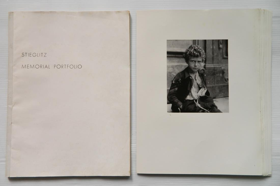 Stieglitz - Stieglitz Memorial Portfolio 1864-1946
