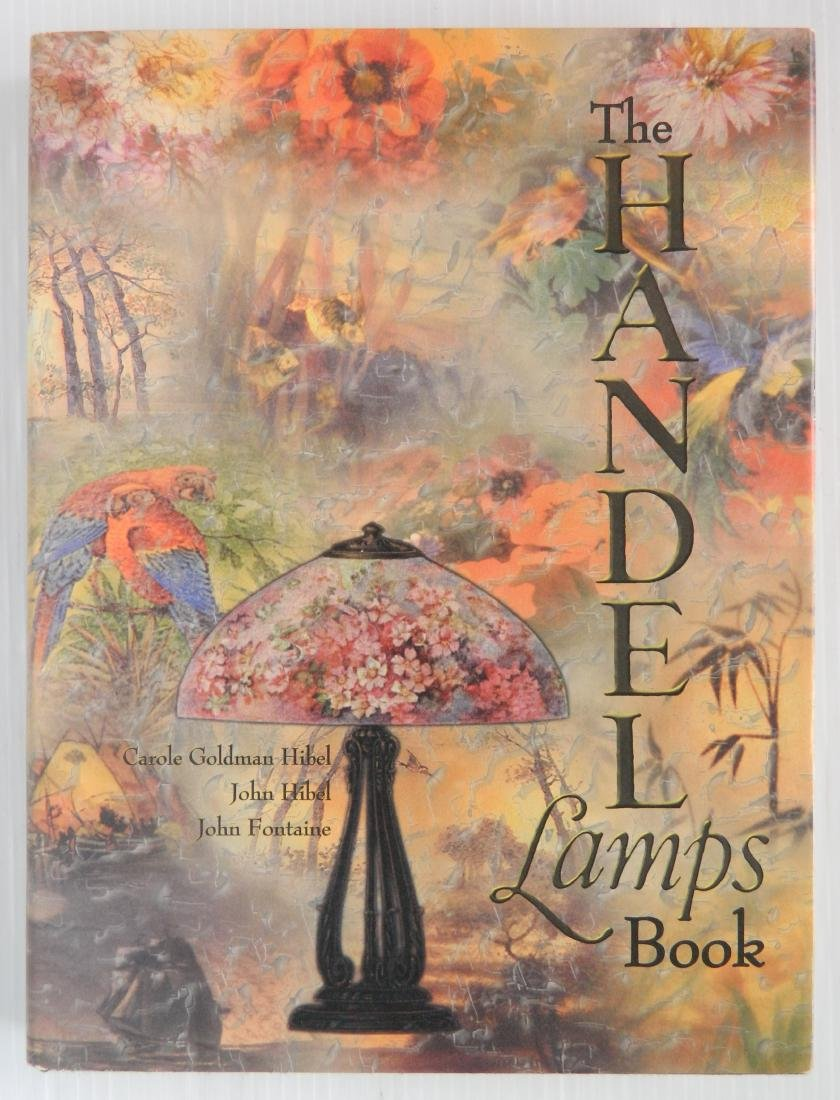 Hibel et al - The Handel Lamps Books