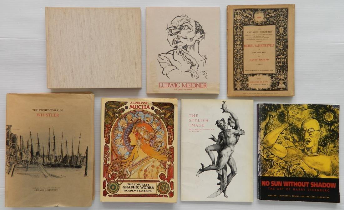 7 Art books