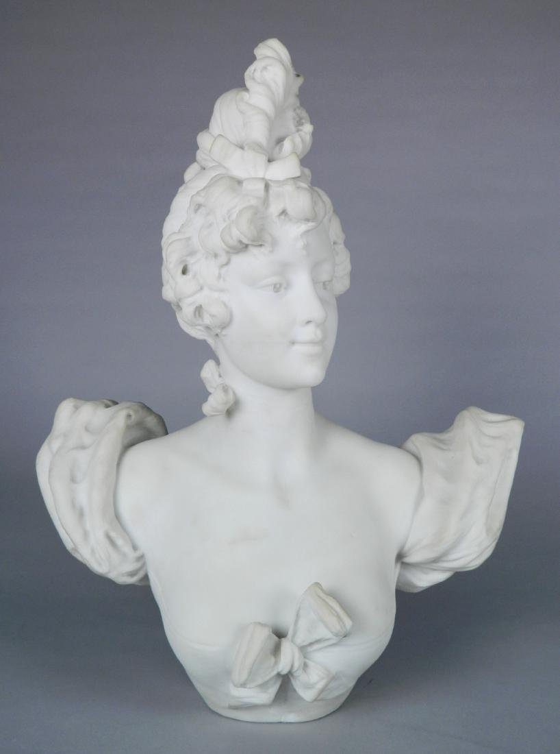 Andrea Piazza marble sculpture