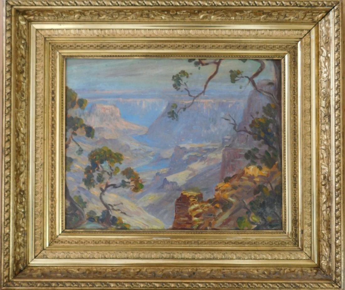 Edward Potthast oil