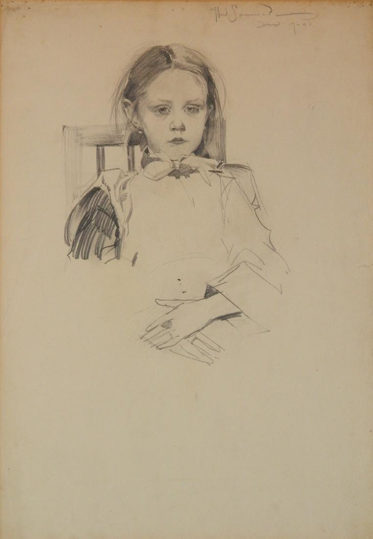 William Sommer graphite