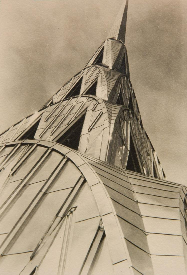 Margaret Bourke-White photograph