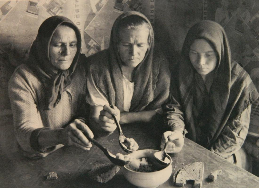 Margaret Bourke-White photogravure
