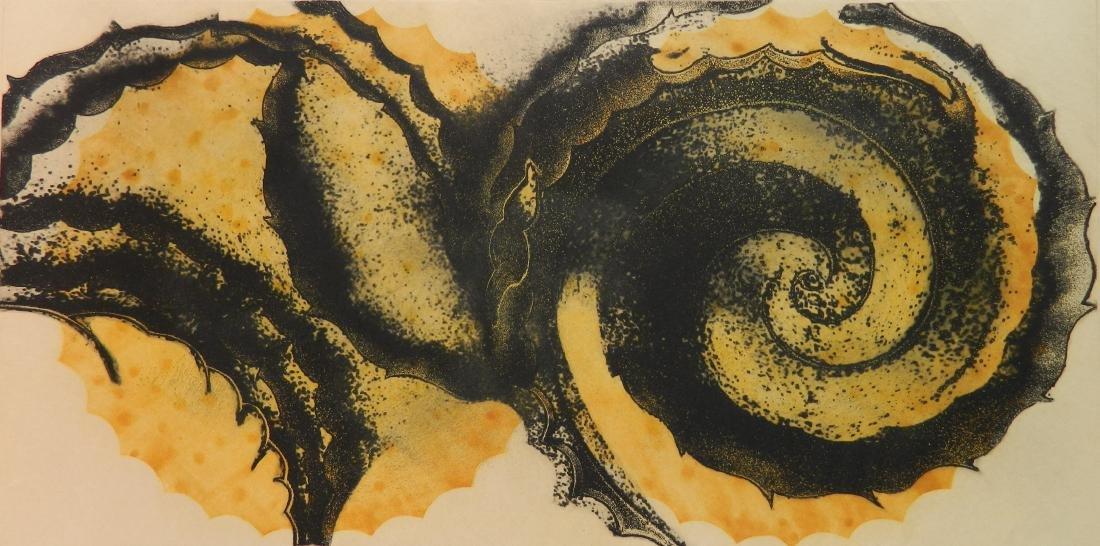 Patricia Adams etching