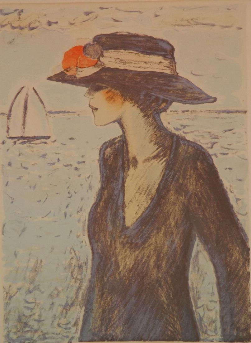 Jean Pierre Cassigneul lithograph