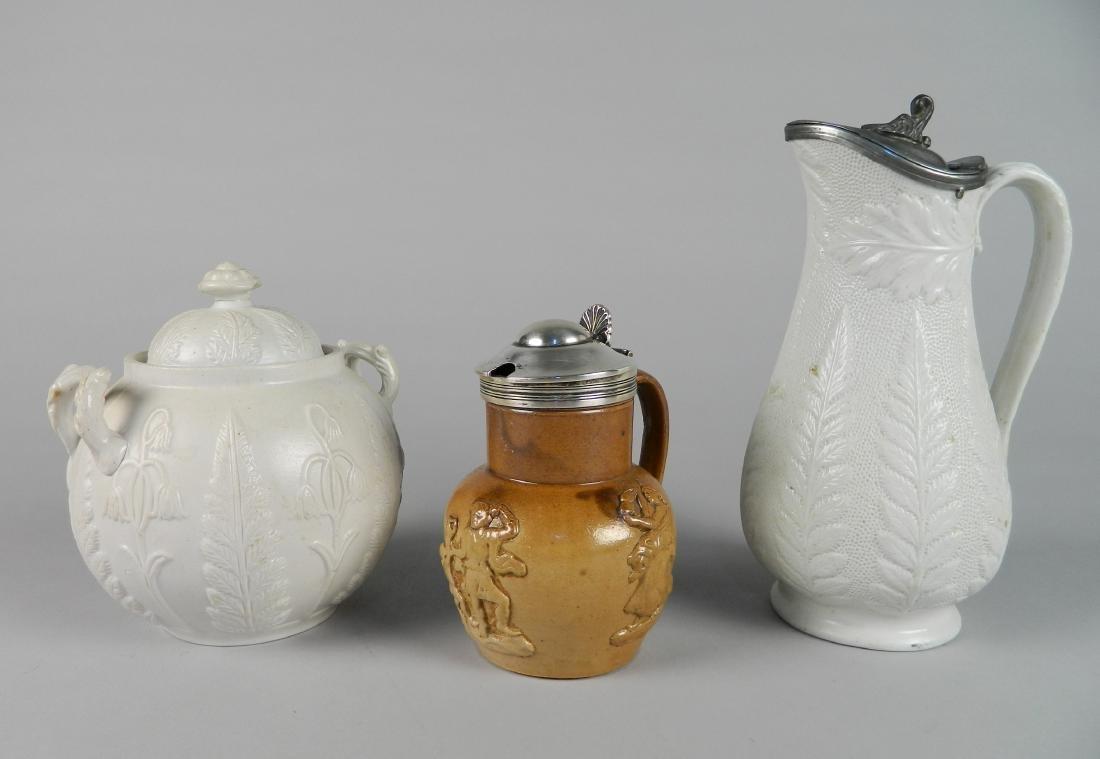 3 Miscellaneous ceramics