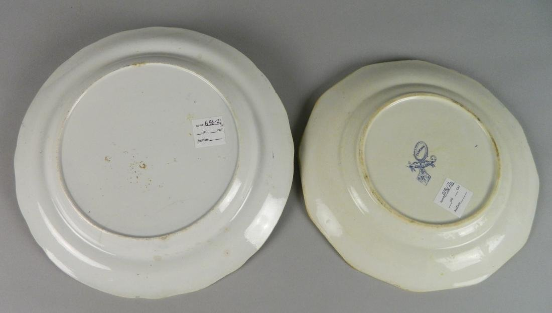 4 British Transfer china plates - 2