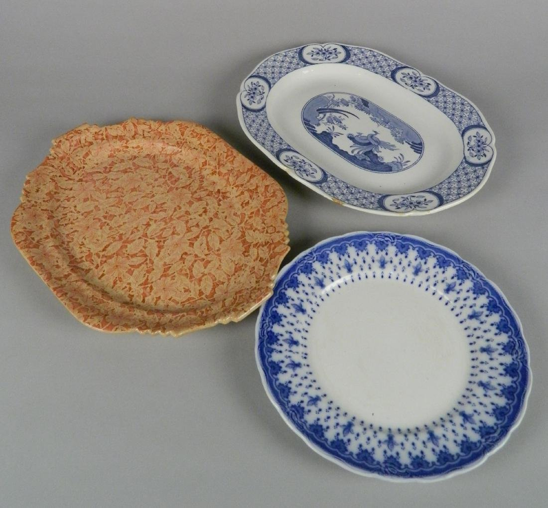 6 China serving dishes - 4
