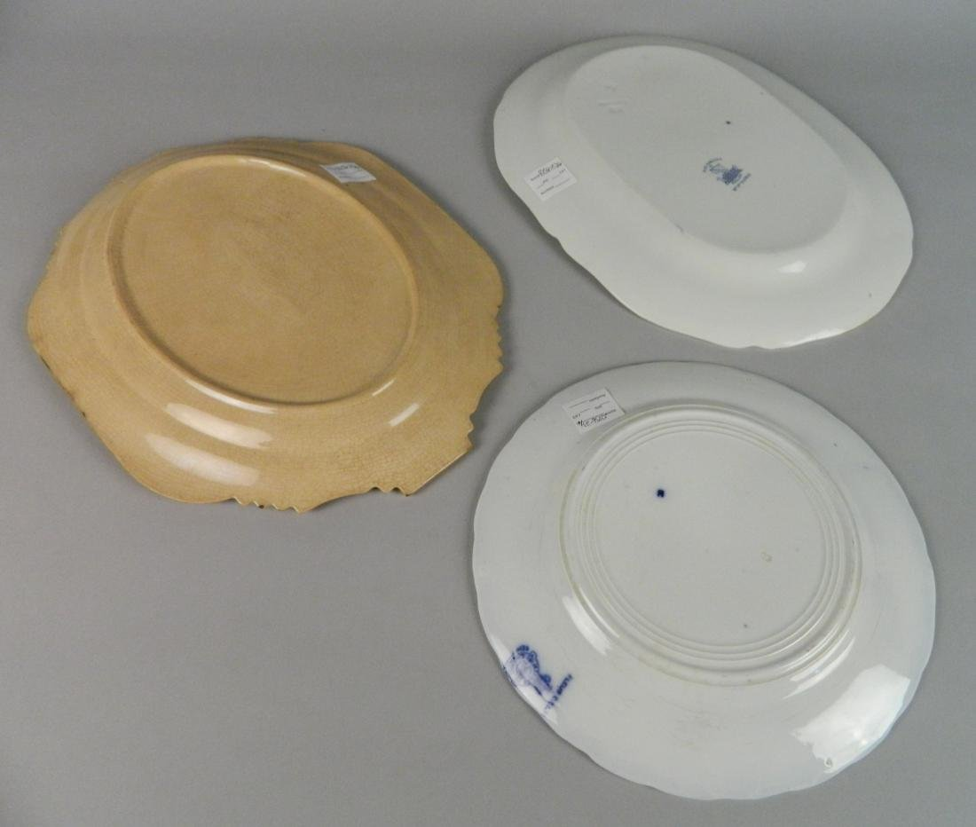 6 China serving dishes - 5