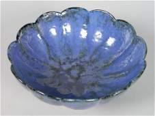 Fulper Art Pottery bowl