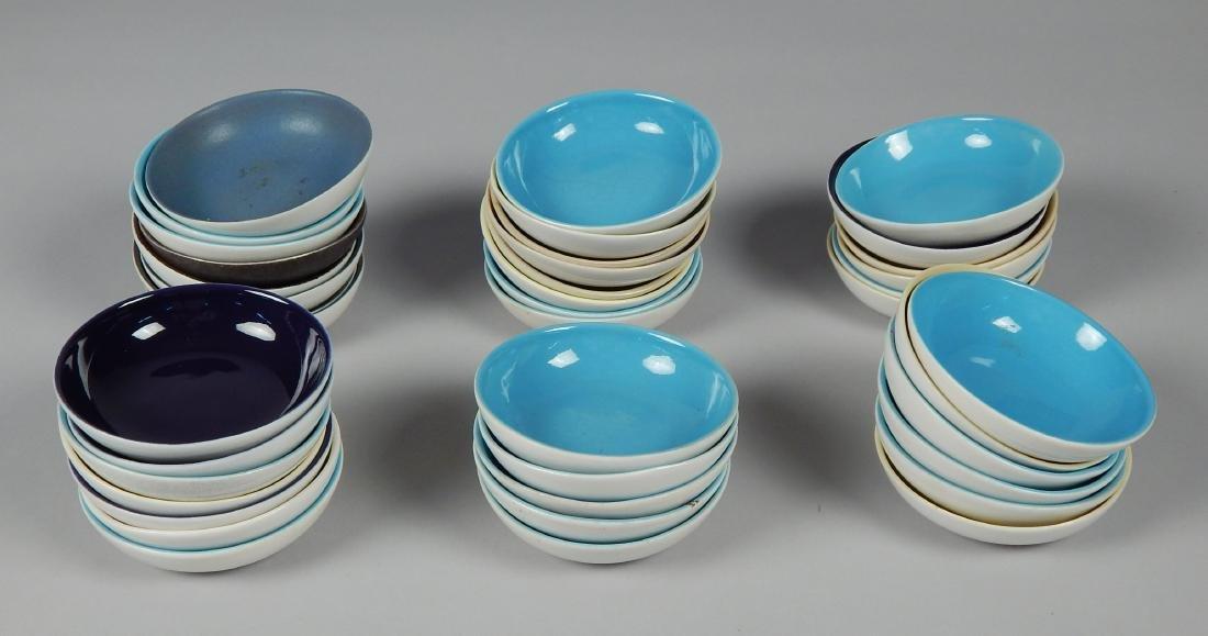 Lietzke porcelain condiment dishes