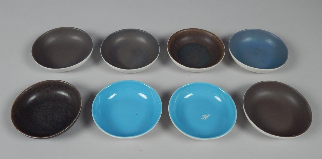 Lietzke porcelain condiment dishes - 4