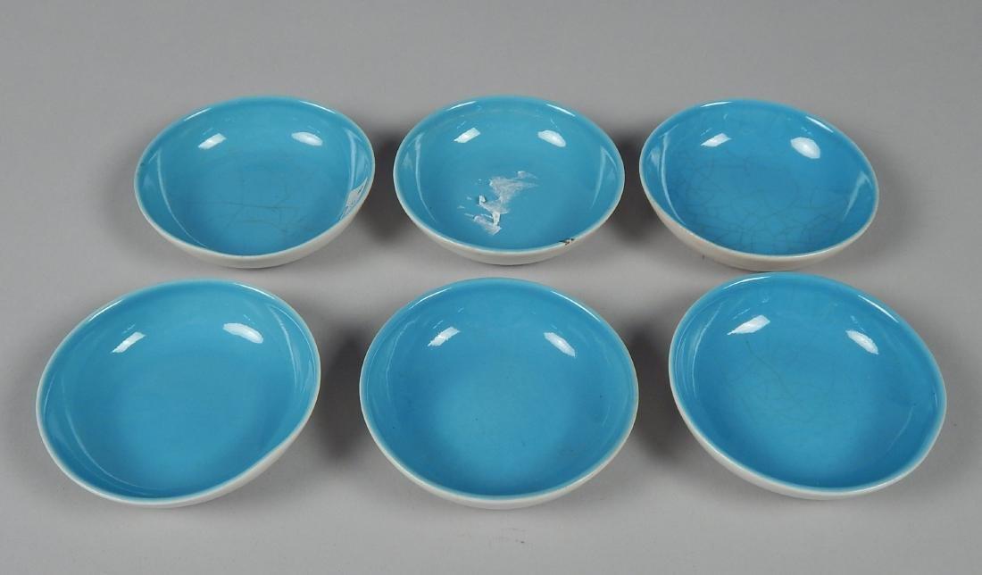 Lietzke porcelain condiment dishes - 5
