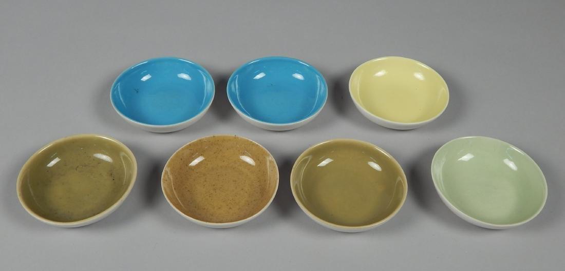 Lietzke porcelain condiment dishes - 7