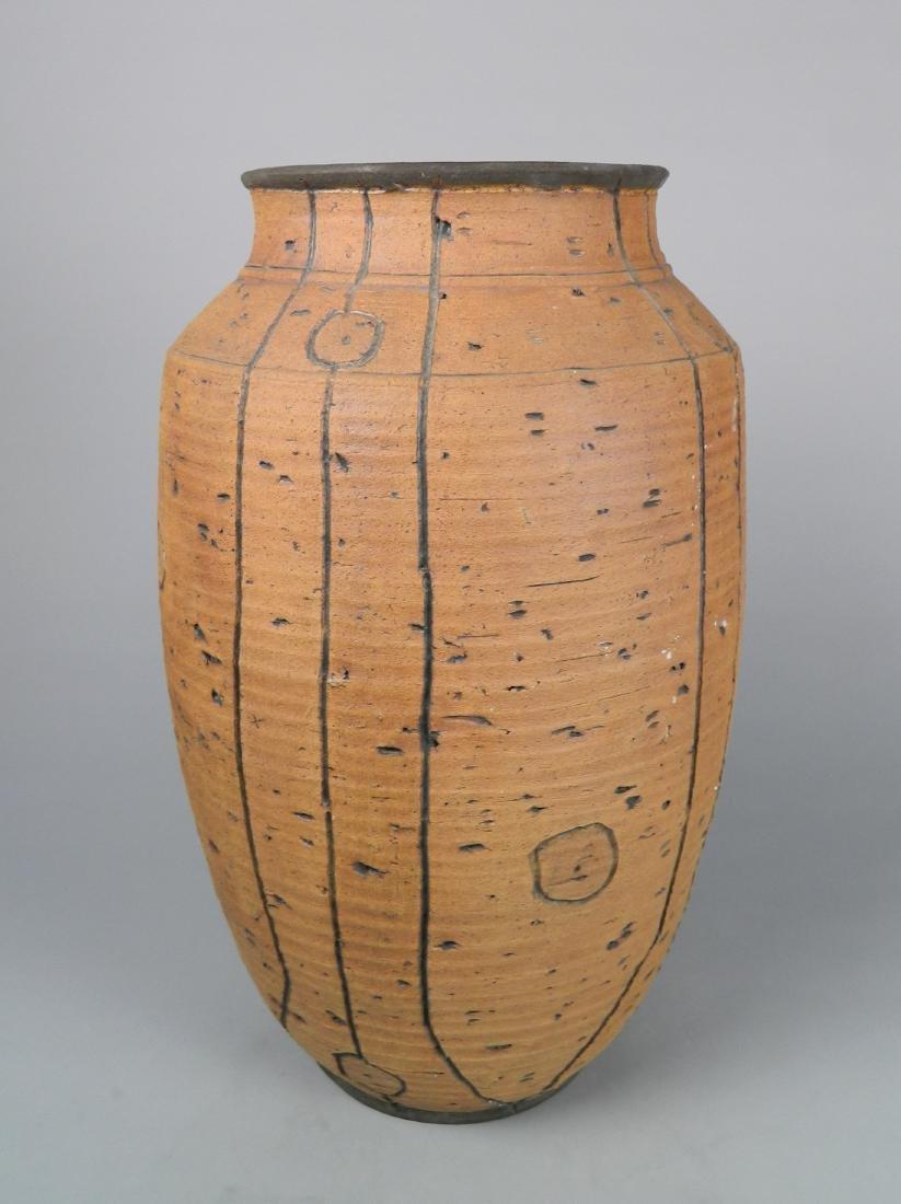 Michael Gubkin ceramic vase
