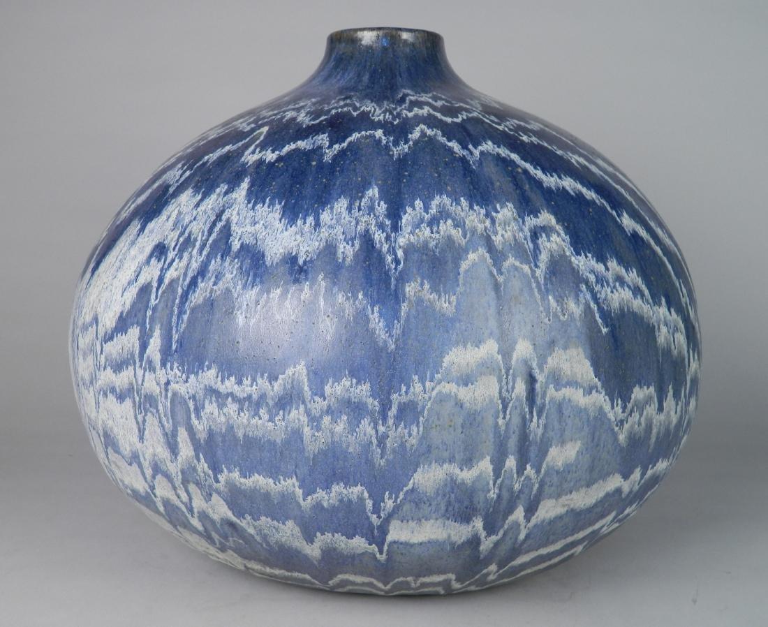 Jack Moulthrop ceramic vessel