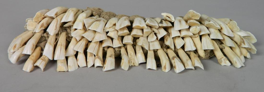 African teeth necklace - 5