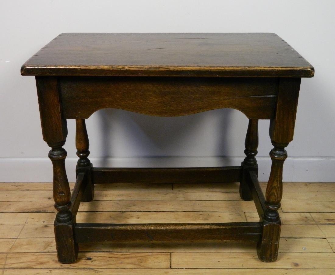 Jacobean style stool
