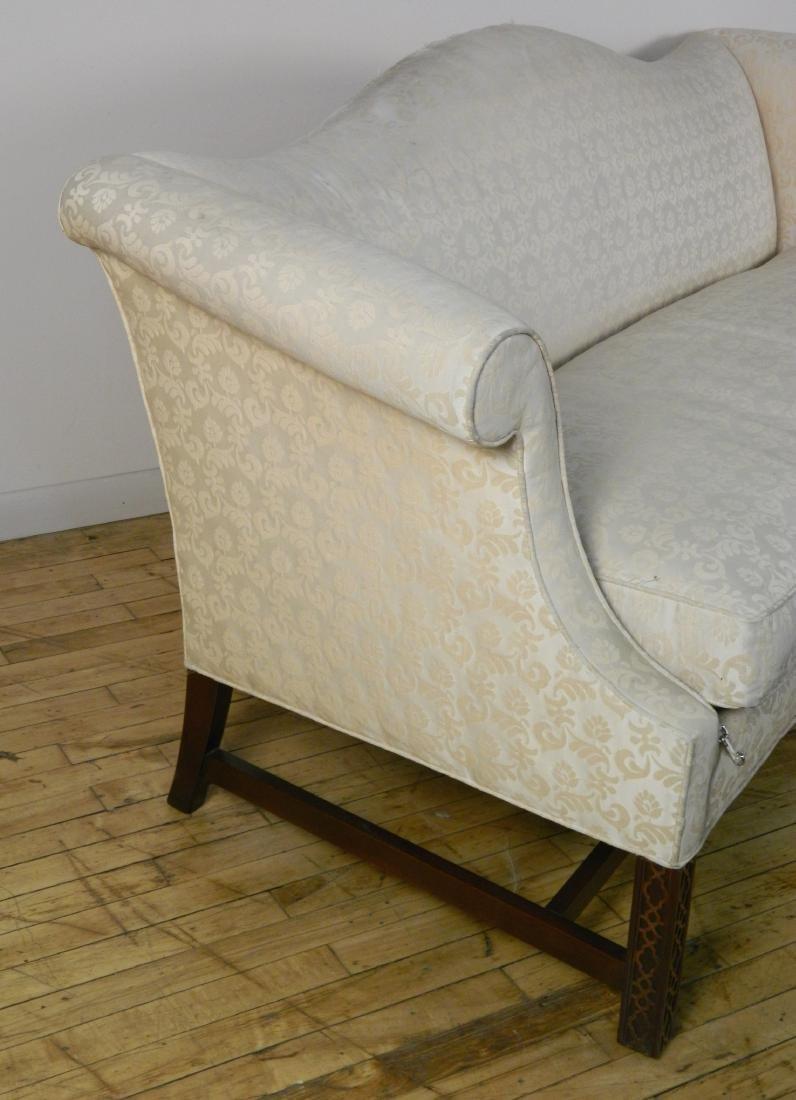 Camel back sofa - 2