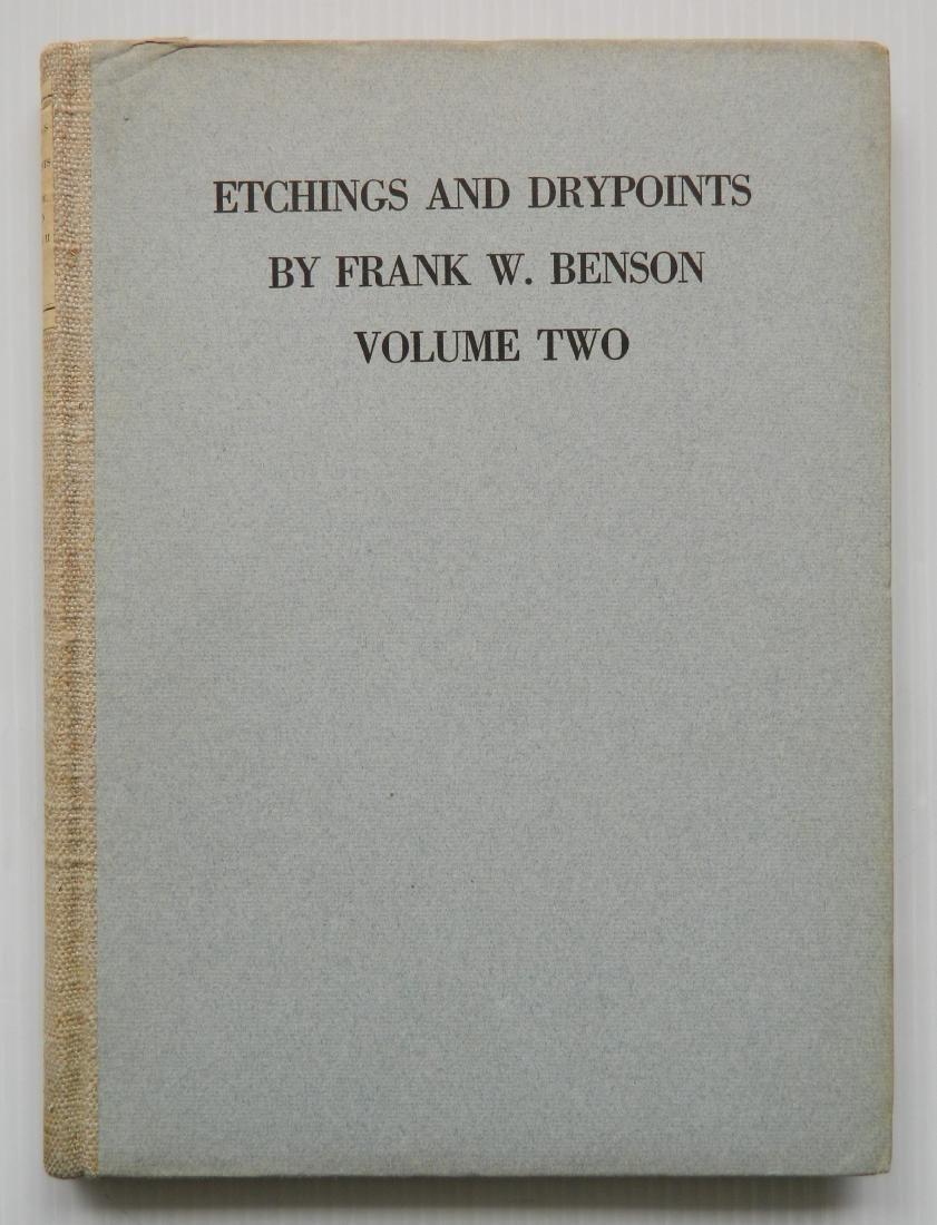 Paff- Frank Benson catalog raisonne, Vol.II