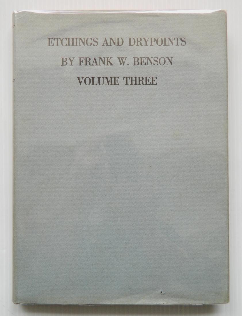 Paff- Frank Benson catalog raisonne, Vol.III
