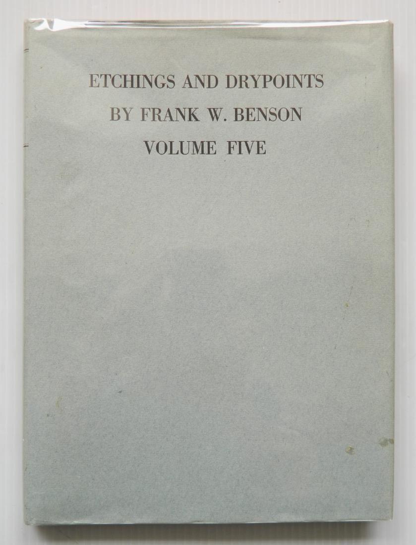 Paff- Frank Benson catalog raisonne, Vol.V