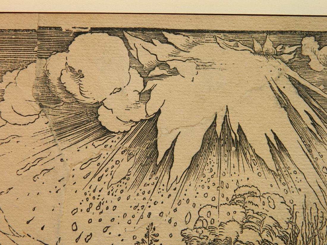 Albrecht Durer woodcut - 3