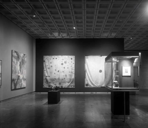 Alan Shields mixed media on canvas - 5