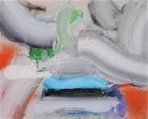 Edward Clark acrylic