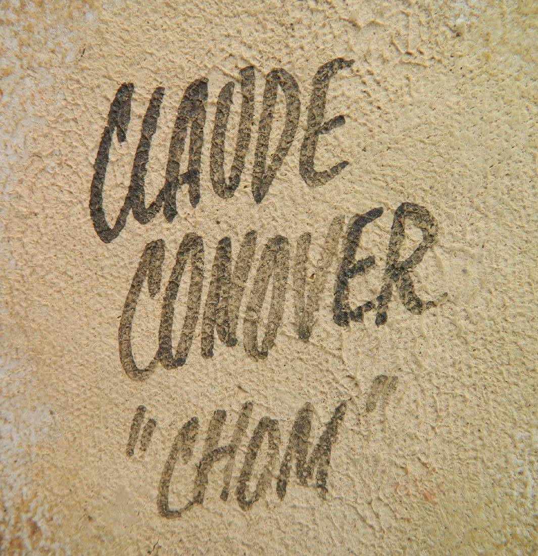 Claude Conover ceramic vessel - 7