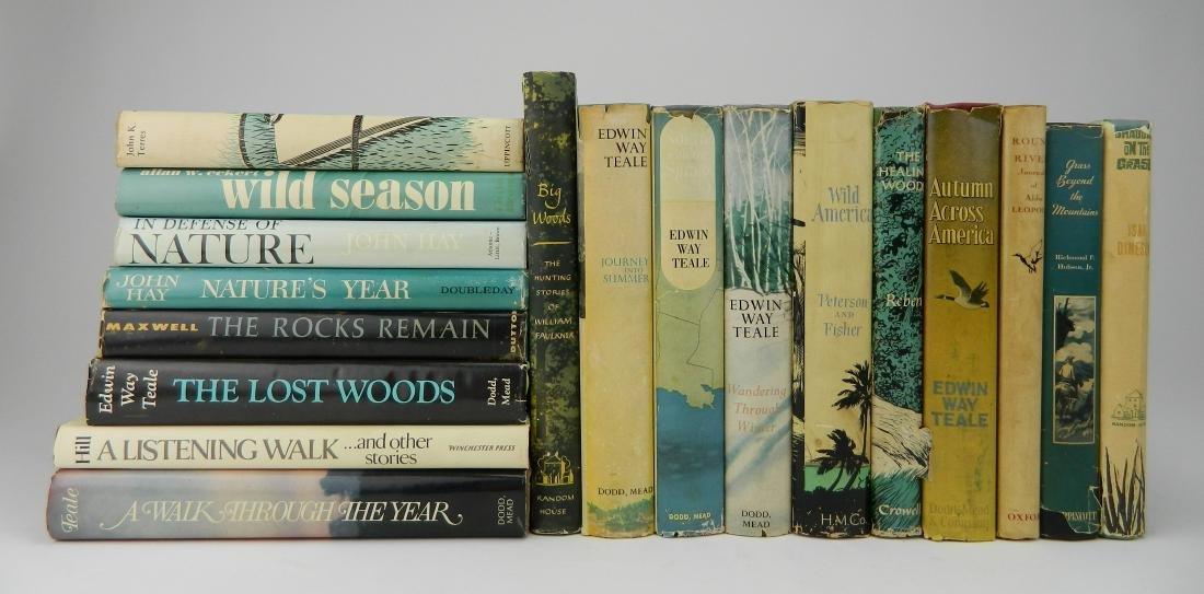 18 Books on Nature