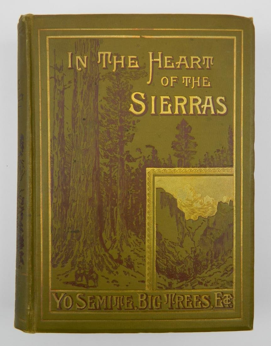 Hutchings- In The Heart of The Sierras
