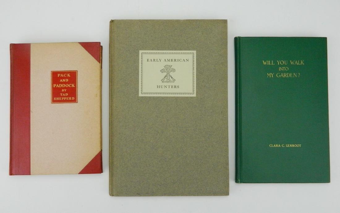 3 Derrydale Books