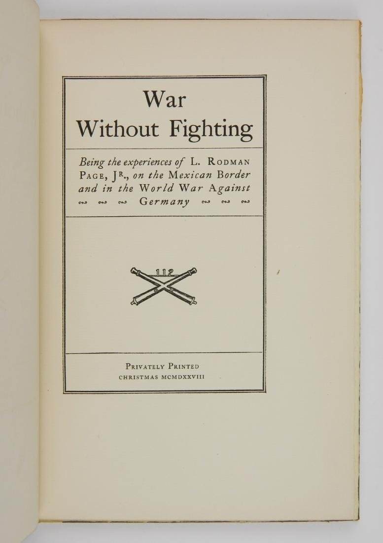 Page- War Without Fighting - 3